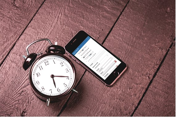 Easily time and time tracking on web and mobile to Navision, Dynamics