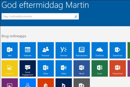 Lej Office 365, prøv Office365 gratis her, Cloudbaseret Outlook mail